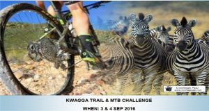KWAGGA TRAIL & MTB CHALLENGE @ Abba Game Lodge