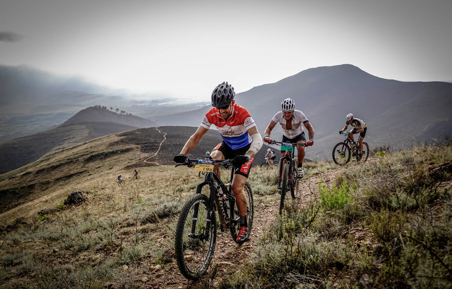 ASG acquires TransCape mountain bike race