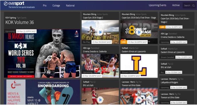 Eversport.Tv