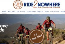 ride 2 nowhere 3 day mountain bike stage race
