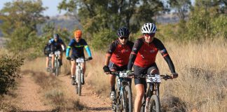 Liberty Waterberg Encounter route LR