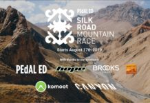 silk road mountain bike race