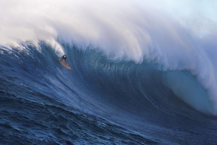 Mountain biking Surfing