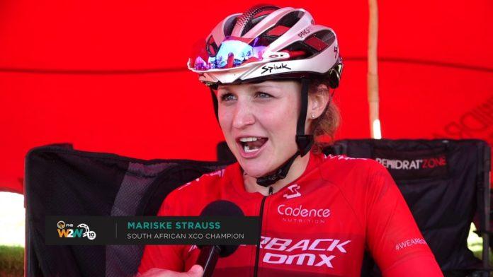 Mariske Strauss