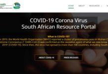 coronavirus SA